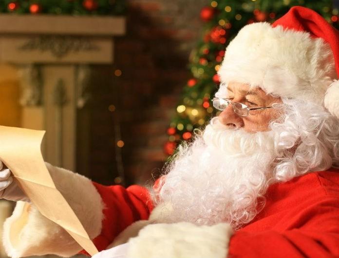 Έπος! Κοριτσάκι έστειλε γράμμα στον Άγιο Βασίλη με λίστα δώρων αξίας... 17.000 ευρώ!