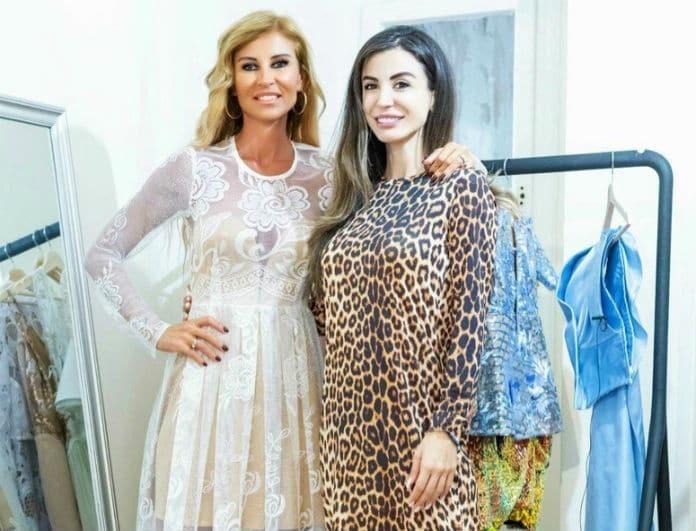Ένα GIVEAWAY φόρεμα από την LOUKIA KYRIAKOU και την Ιωάννα Μιχαλέα που δεν πρέπει να χάσουμε!