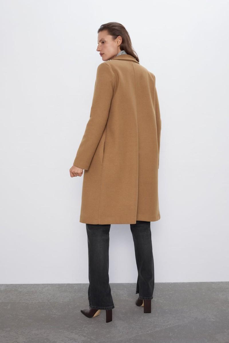 Zara παλτό νέα συλλογή