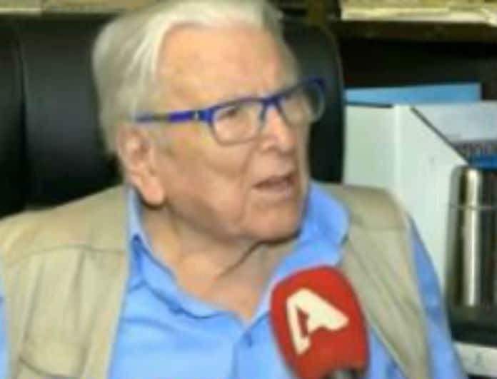 Κώστας Βουτσάς: Οι πρώτες δηλώσεις μετά τις φήμες που τον ήθελαν να νοσηλεύτηκε στο νοσοκομείο!