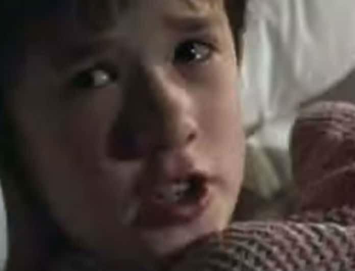 «Έκτη αίσθηση»: Η εικόνα του πρωταγωνιστή που ανατρίχιασε με την ερμηνεία του, σήμερα θα σας σοκάρει!