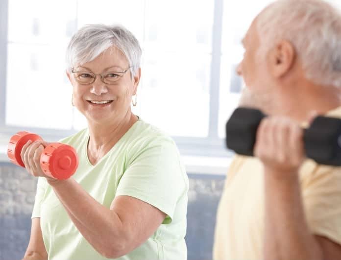Προσοχή! Αυτή είναι η ιδανική άσκηση για μετά τα 60!
