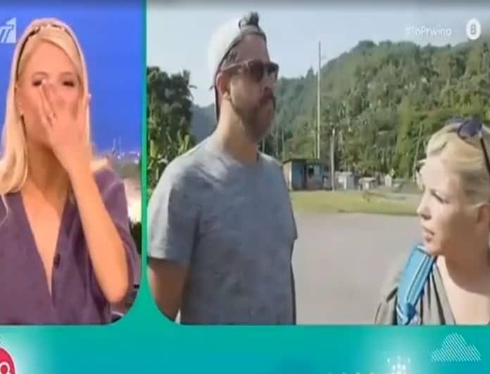 Αντελίνα Βαρθακούρη: Έστειλε μήνυμα στη Φαίη Σκορδά- «Με τον Χάρη δεν...»