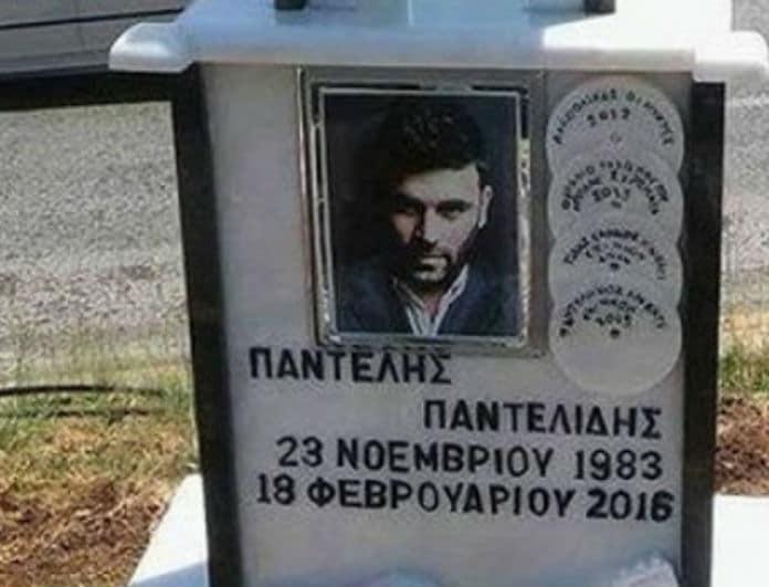 Παντελής Παντελίδης: Ανατριχιαστικό! Φωτογραφία ντοκουμέντο από σημείωμα που βρέθηκε πάνω στο εικονοστάσι του!