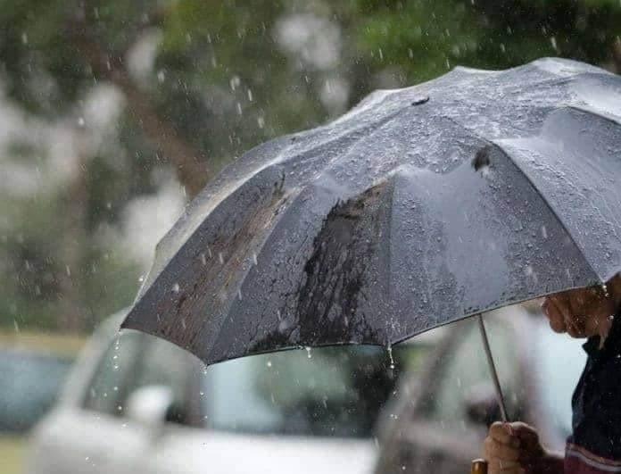 Έκτακτο δελτίο καιρού από την ΕΜΥ: Πτώση θερμοκρασίας, βροχές και καταιγίδες! Θα ρίξει χαλάζι στην....