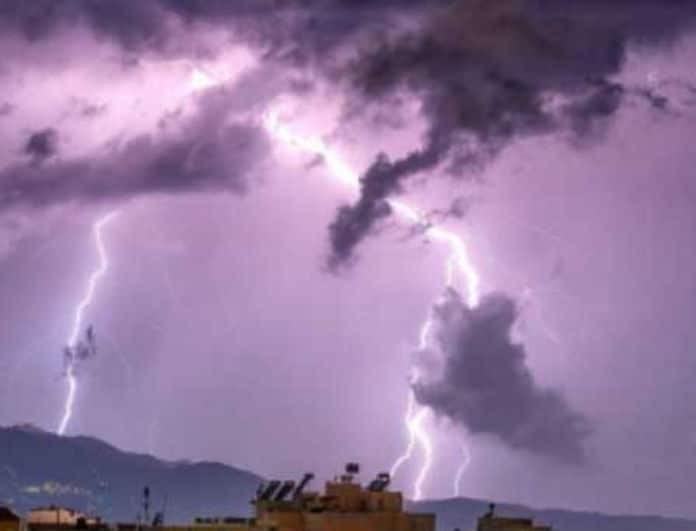 Έκτακτο δελτίο καιρού: Στο έλεος της «Βικτώρια» Ιόνιο και Δυτικά!