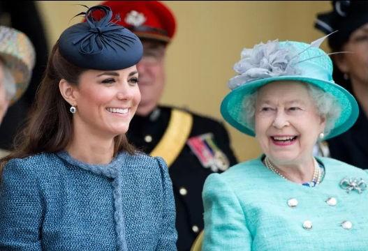 Φόρεσε τα πανάκριβα ζαφειρένια σκουλαρίκια της Diana! Η Kate το ξανάκανε! Της τα έδωσε ο William!