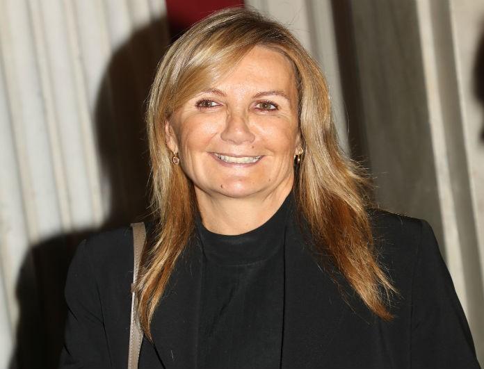 Μαρέβα Μητσοτάκη: Πιο σικάτη από ποτέ, παρέδωσε μαθήματα στιλ! Το look που εντυπωσίασε...