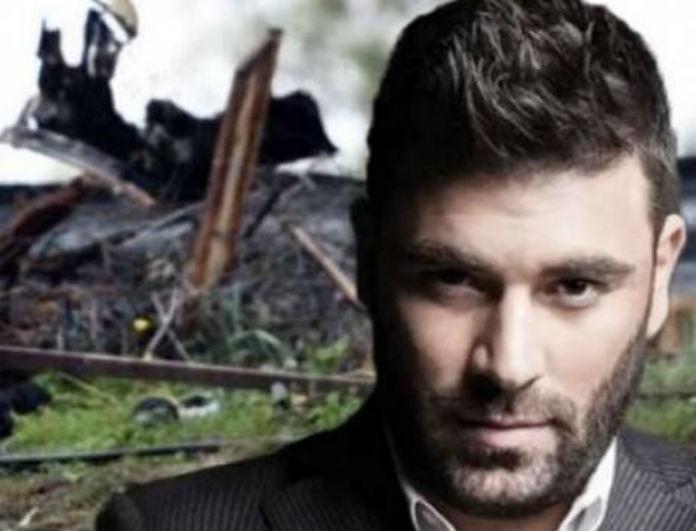Παντελής Παντελίδης: Εικόνα σοκ «διέρρευσε» από το τροχαίο! Το «σημάδι» στο αμάξι που δεν παρατήρησε κανείς...