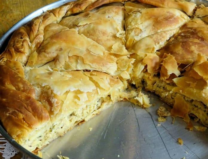 6 + 1 μυστικά για να κάνεις πίτες καλύτερα κι από φούρνο! Πάρε χαρτί και γράψε...