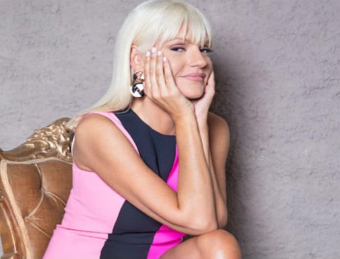 Σάσα Σταμάτη: Πήγε στην Εβδομάδα Μόδας και την κοίταγαν όλες! Το look που μαγνήτισε τα βλέμματα....