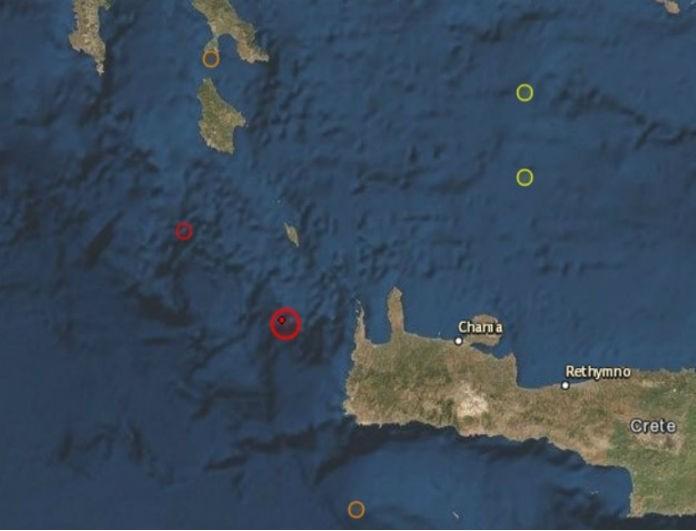 Άκης Τσελέντης: Ο σεισμολόγος προειδοποιεί! «Η περιοχή μεταξύ Κρήτης και Κυθήρων μπορεί να...»!