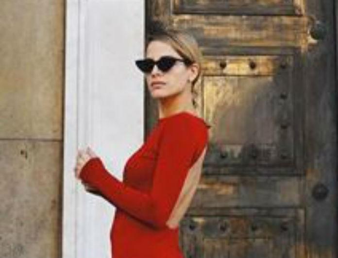 Χρυσάνθη Κουρούπη: Κορίτσια προσοχή! Αυτό είναι το φόρεμα που μας προτείνει η