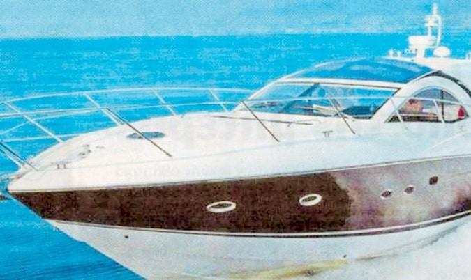 Ζέτα Μακρυπούλια Χατζηγιάννης σκάφος φωτογραφία