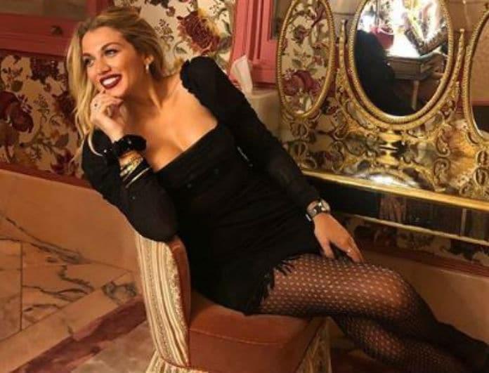 Κωνσταντίνα Σπυροπούλου: Αυτό σίγουρα δεν είναι το σπίτι της! Η απίστευτη θέα από το παράθυρό της!