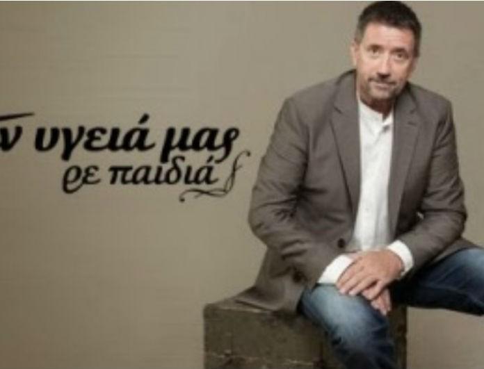 Σπύρος Παπαδόπουλος: Απίστευτο! Τι «έταξε» σε γνωστή τραγουδίστρια για να εμφανιστεί στην εκπομπή του;