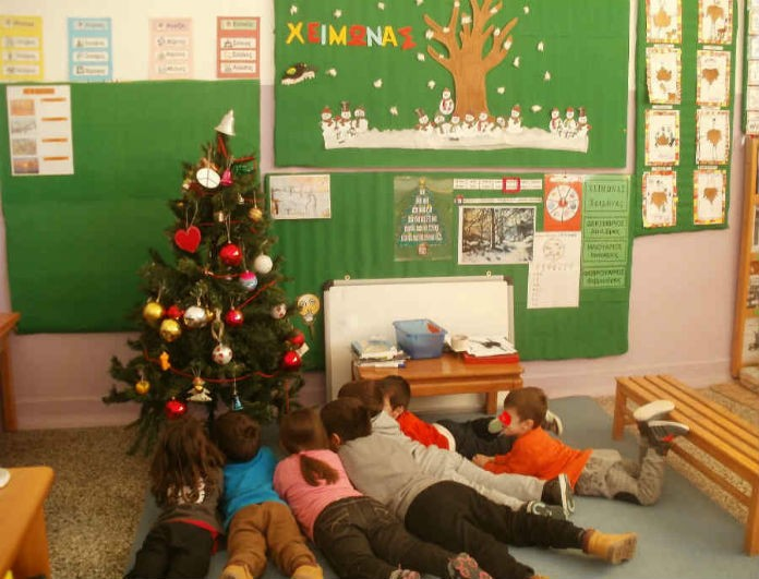 Γονείς προσοχή! Τότε κλείνουν τα σχολεία για Χριστούγεννα!