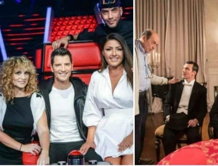 Τηλεθέαση 10/11: Πώς τα πήγαν The Voice και Κόκκινο Ποτάμι; Ένα σάρωσε με διαφορά!