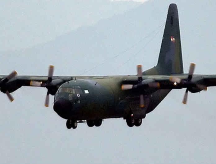 Ραγδαίες εξελίξεις με τα συντρίμμια του C - 130 που αγνοούνταν! Τα ανθρώπινα υπολείμματα