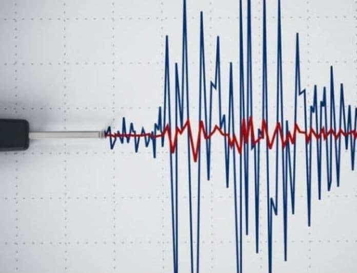 Σεισμός 4,5 Ρίχτερ! Που «χτύπησε» ο Εγκέλαδος;