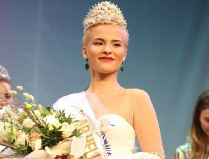 Ραφαέλα Πλαστήρα: Εκτός 40αδας στο διαγωνισμό Μις Κόσμος η Σταρ Ελλάς