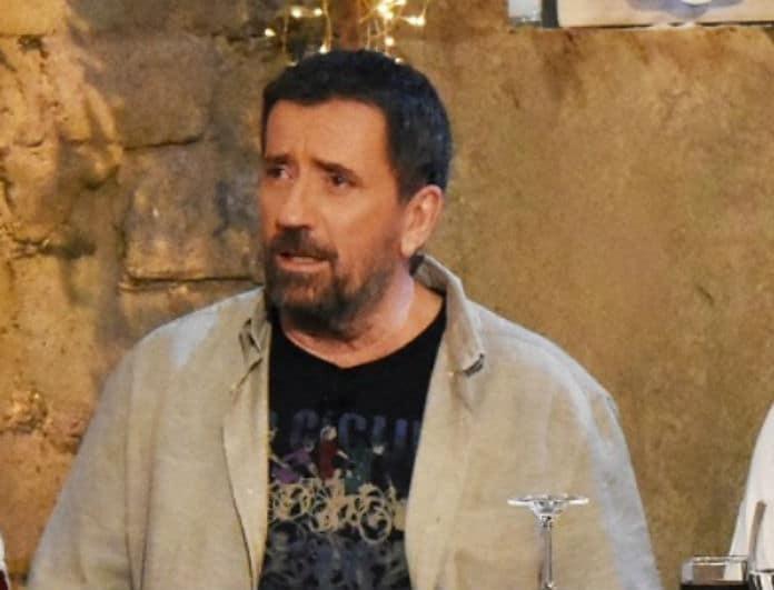 Σπύρος Παπαδόπουλος: Έβαλε