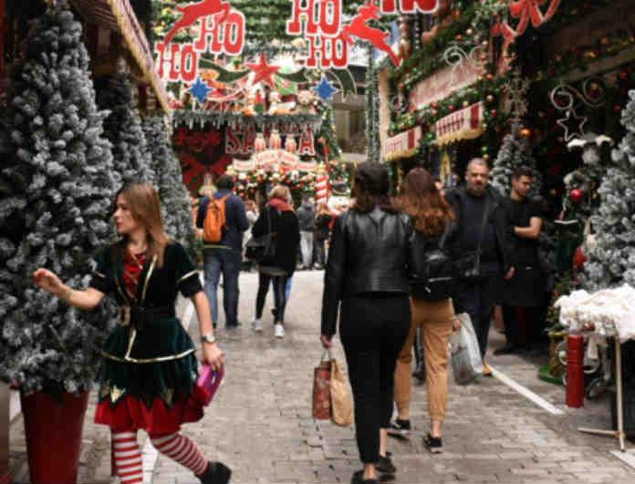 Εορταστικό ωράριο 2019: Ανοιχτά θα παραμείνουν τα μαγαζιά σήμερα! Πως θα λειτουργήσουν;