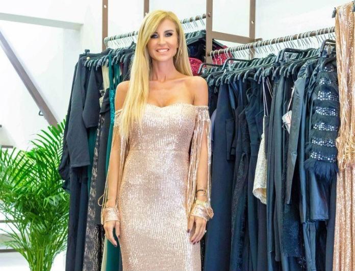 Ένα GIVEAWAY φόρεμα από την EVI EVAN BOUTIQUE και την Ιωάννα Μιχαλέα που δεν πρέπει να χάσουμε!