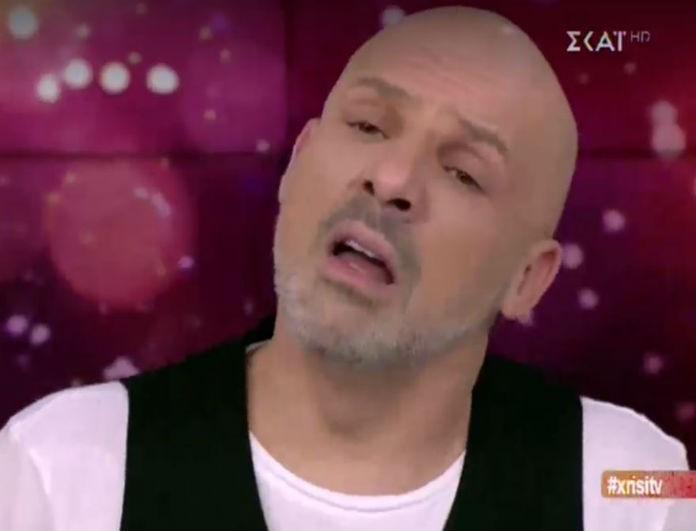 Νίκος Μουτσινάς: Η κίνηση απελπισίας! Πλησίασε την κάμερα και άρχισε να φωνάζει!