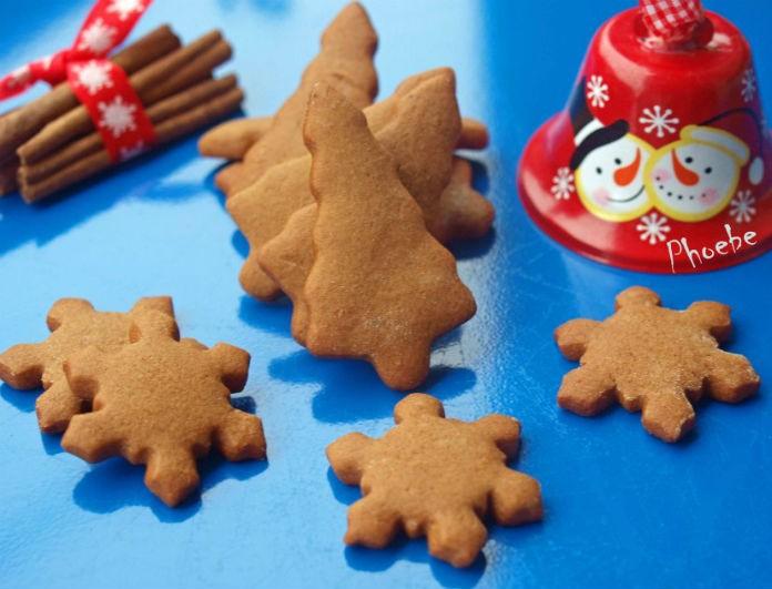 Λιγουρευτήκατε τραγανά μπισκότα κανέλας; Ιδού η συνταγή!