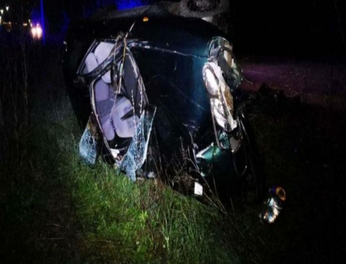 Τροχαίο σοκ στην Αργολίδα! Μεθυσμένος οδηγός συγκρούστηκε σε σιδεριά!