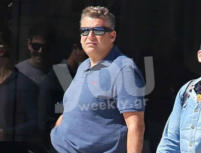 Γιώργος Λιάγκας: Ο Σπαλιάρας με μια φωτογραφία τους τον έκανε «σκόνη»! Τι είπε για τα κιλά του;