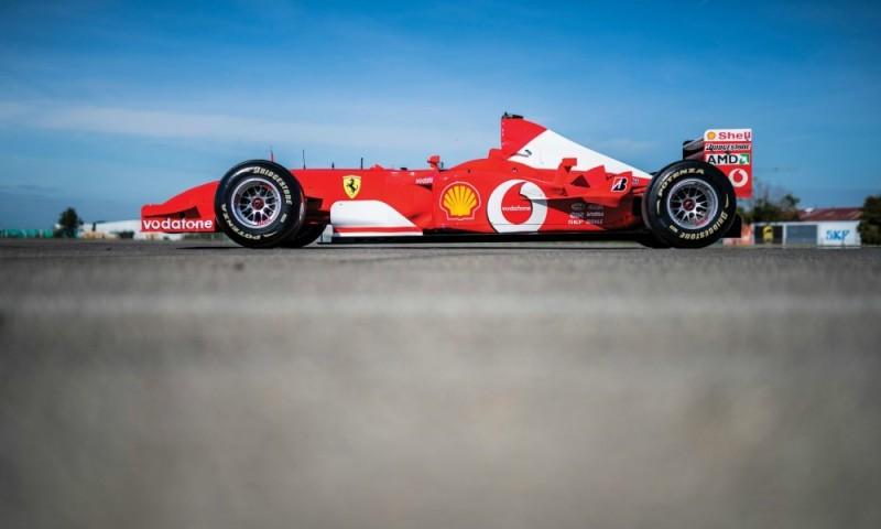 Ferrari σουμάχερ