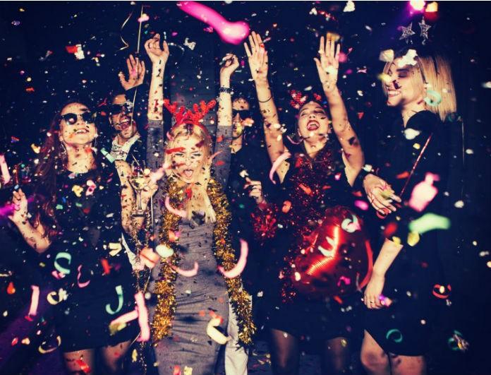 7+1 ανθρώπους που θα συναντήσεις στα πάρτι των γιορτών και πως να τους αντιμετωπίσεις!