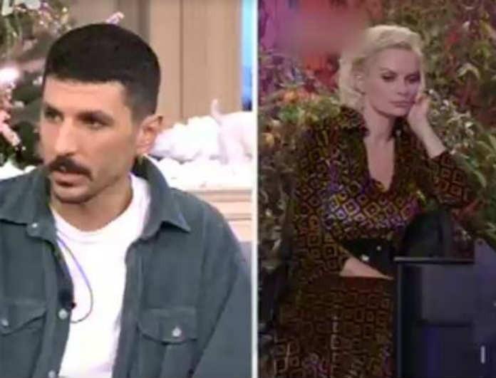 GNTM: Ο Πάνος Γιαννακόπουλος σχολιάζει τα κιλά που έχει