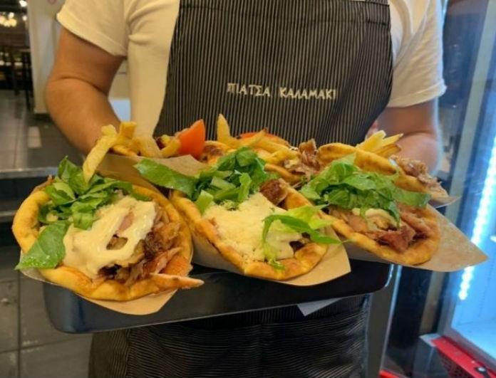 Πιάτσα Καλαμάκι: Το grill House που έγινε...πιάτσα!