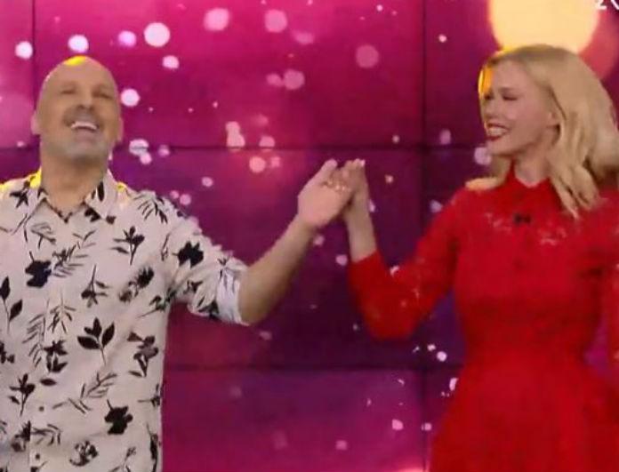 Νίκος Μουτσινάς: Η Ζέτα Μακρυπούλια πήγε στο «Καλό Μεσημεράκι» και βγήκαν στην φόρα στιγμές με τον Χατζηγιάννη!