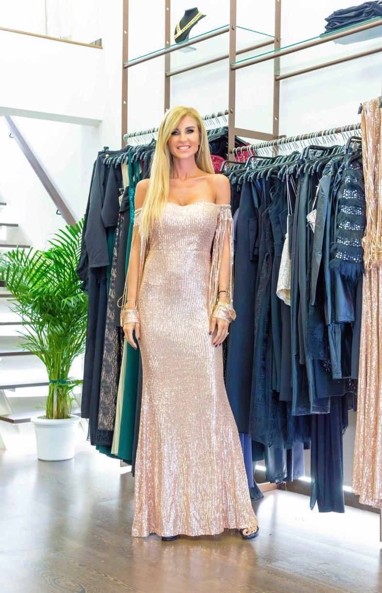 Ιωάννα Μιχαλέα φόρεμα