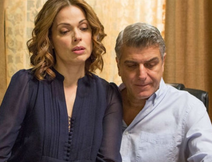 Μην αρχίζεις την μουρμούρα: Μετά τον «χωρισμό» η Μαρίνα και ο Ηλίας ξανά μαζί!