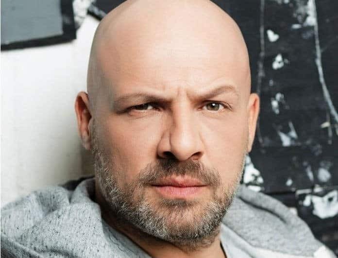 Νίκος Μουτσινάς: «Χωρίσαμε, έτσι το ήθελε η ζωή»! Τι συνέβη με τον παρουσιαστή;