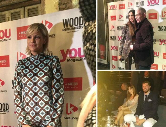 Λαμπερές παρουσίες στο party του Youweekly! Δείτε τις πρώτες φωτογραφίες!