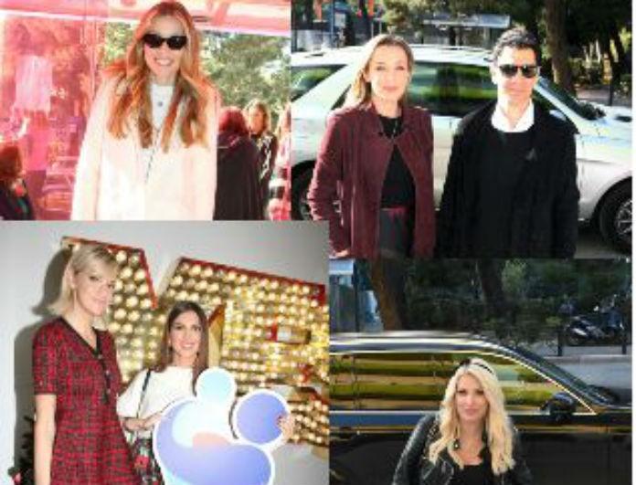 Λαμπερές παρουσίες στο Χριστουγεννιάτικο μπαζάρ της «Ελπίδας»! Τα looks και οι κυρίες της showbiz που ξεχώρισαν!