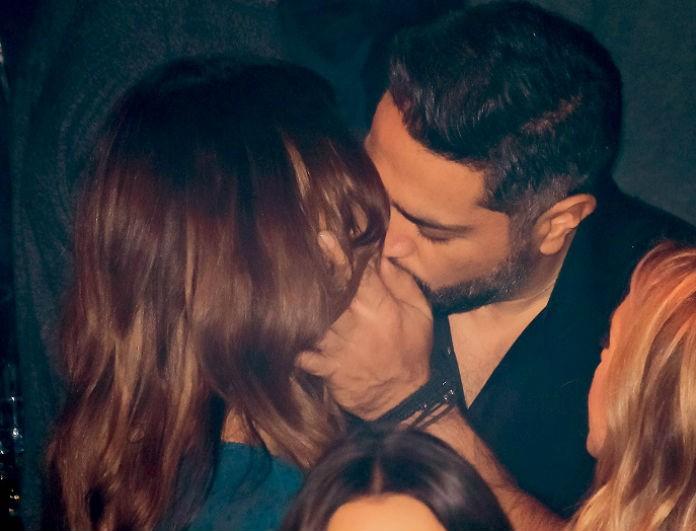 Βάσω Λασκαράκη - Λευτέρης Σουλτάτος: Θα «λιώσετε» με τις φωτογραφίες! Έπεφταν τα φιλιά με πάθος το ένα μετά το άλλο!