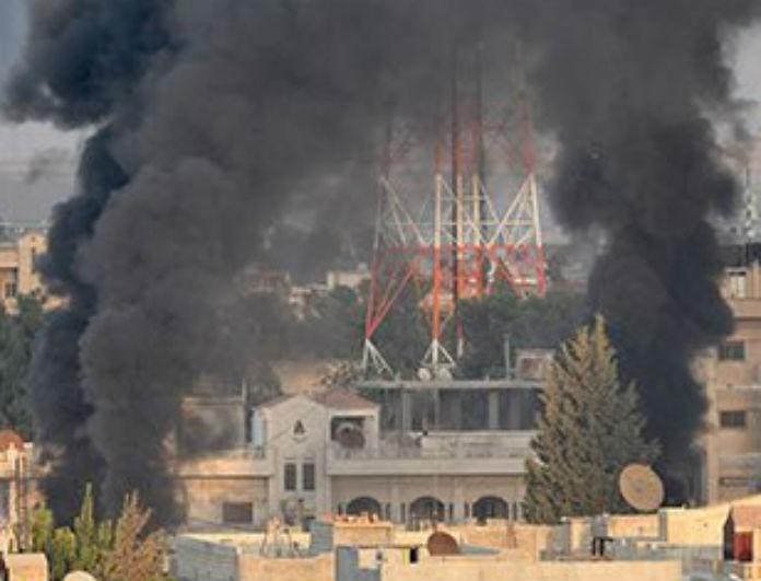 Φρίκη! Πυρά κοντά σε σχολείο - 11 νεκροί, ανάμεσά τους και παιδιά!