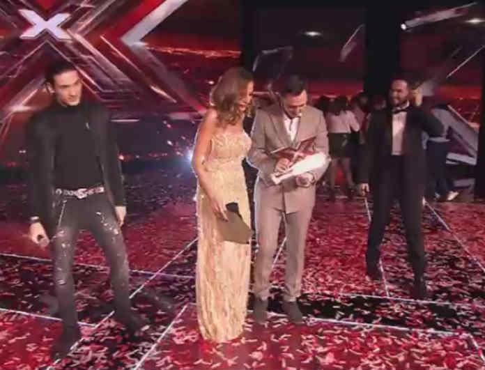 X - Factor: Αυτός είναι ο μεγάλος νικητής του σόου! Μεγάλη συγκίνηση στο πλατό!