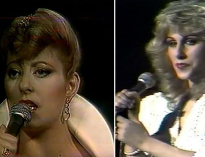 Eurovision: Οι δυο τραγουδίστριες της Ελλάδας που δεν τα κατάφεραν! Βίντεο - ντοκουμέντο από τις συμμετοχές!