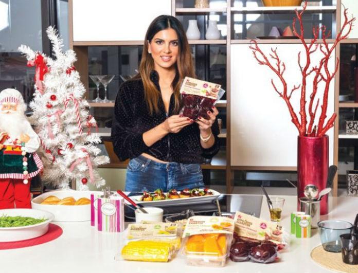 H Σταματίνα Τσιμτσιλή αποκαλύπτει την Νο1 γιορτινή συνταγή της για τα Χριστούγεννα!
