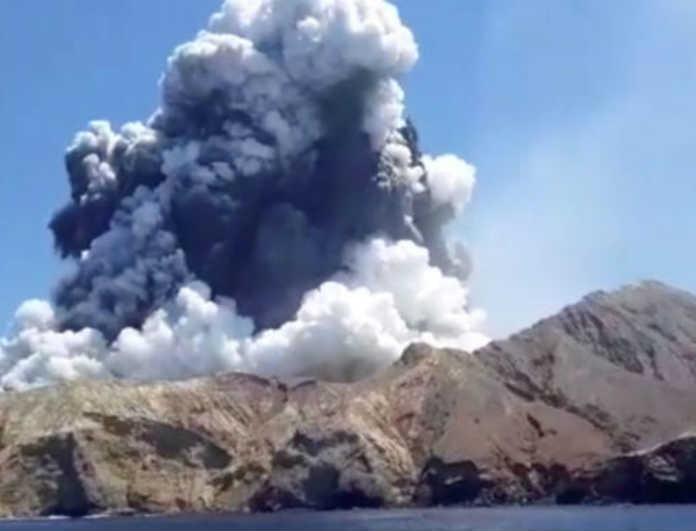 Νέα Ζηλανδία: Αυξάνονται οι νεκροί από την έκρηξη του ηφαιστείου! Στους πόσους έχει φτάσει ο αριθμός;