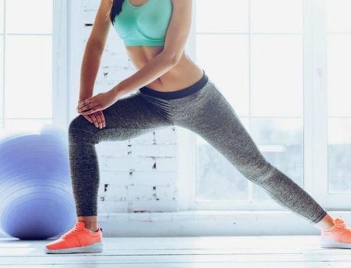 Ακολούθησε αυτές τις 6 εύκολες ασκήσεις γυμναστικής για να χάσεις τα περιττά κιλά!
