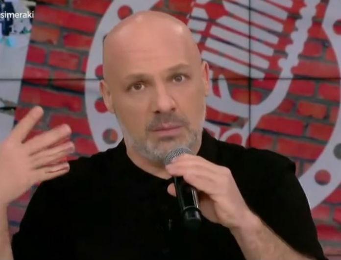 Καλό Μεσημεράκι: Ο επικός σχολιασμός του παρουσιαστή για την αποχώρηση της Ελένης! «Η TV ψυχορραγεί»
